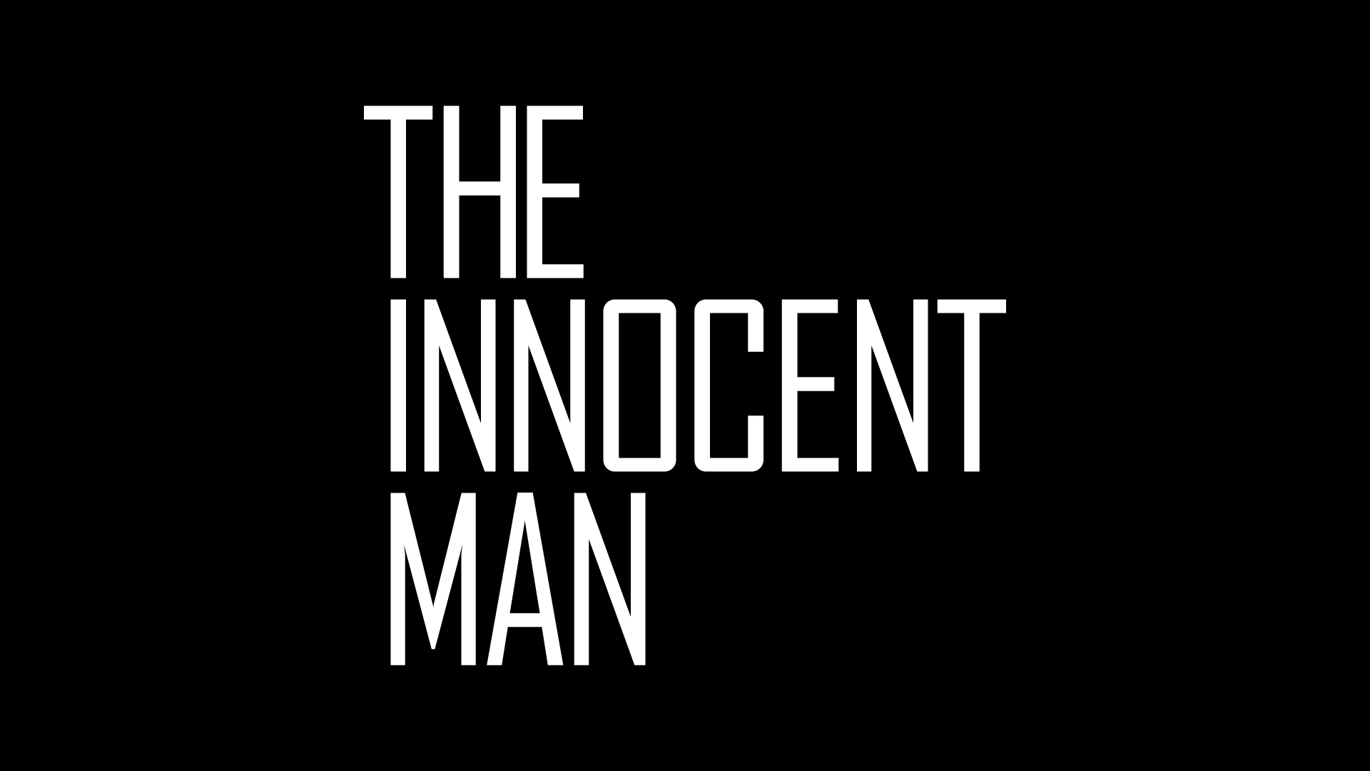 THEINNOCENTMAN
