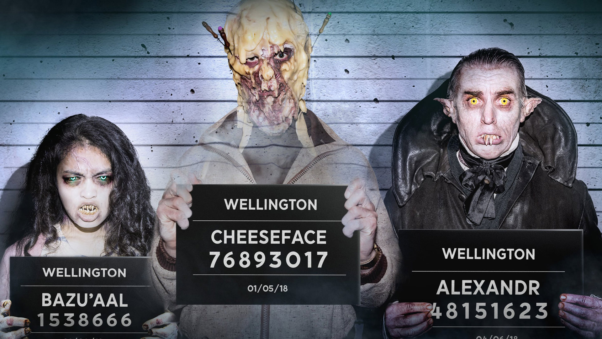WELLINGTONPARANORMAL