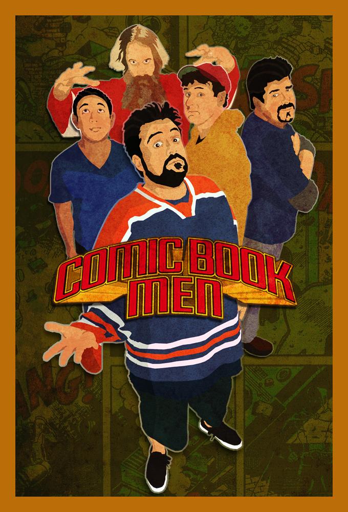 Comic Book Men