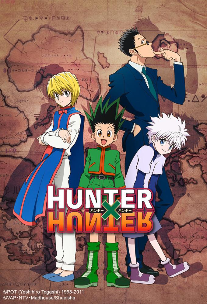 hunter anime imdb